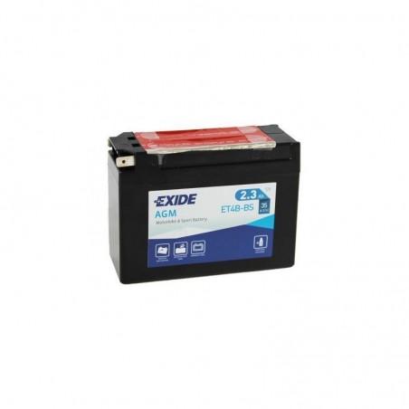 Batería Exide EXIDE ET4B-BS