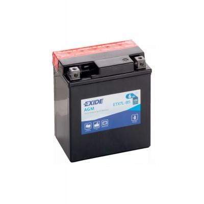 Batería Exide EXIDE ETX7L-BS