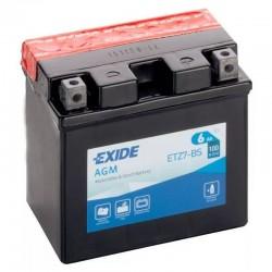 Batería Exide EXIDE ETZ7-BS