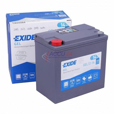 Batería Exide EXIDE GEL12-14