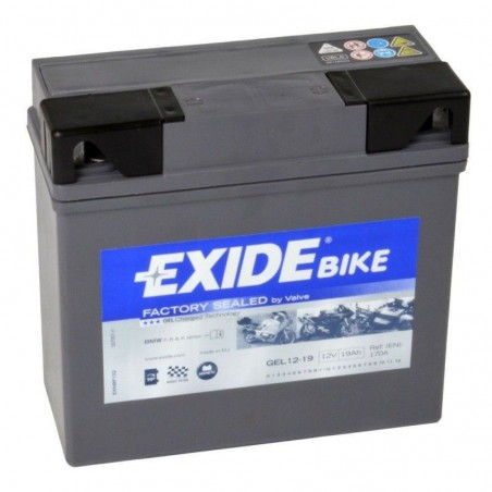 Batería Exide EXIDE GEL12-19