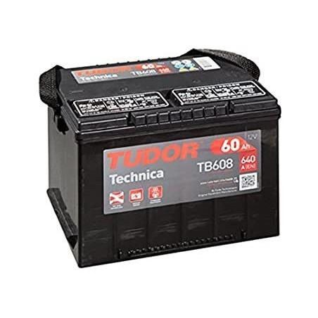 Batería Exide EXIDE TB608