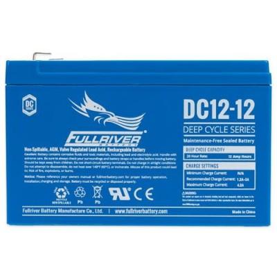 Batería Fullriver FULLRIVER DC12-12
