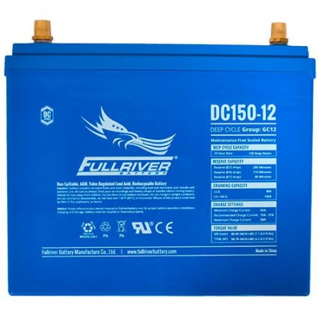 Batería Fullriver FULLRIVER DC150-12