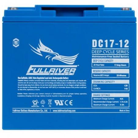 Batería Fullriver FULLRIVER DC17-12