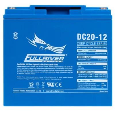 Batería Fullriver FULLRIVER DC20-12