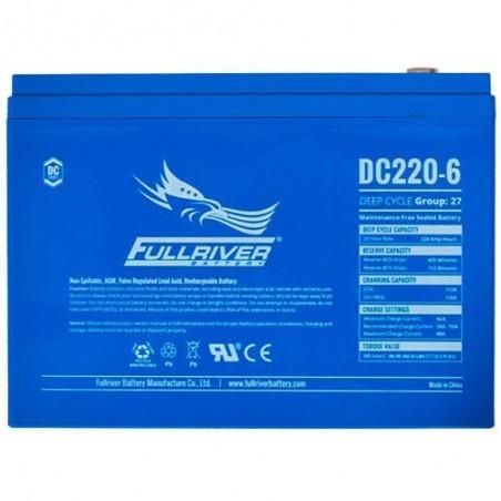 Batería Fullriver FULLRIVER DC220-6