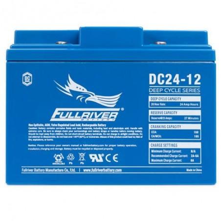 Batería Fullriver FULLRIVER DC24-12