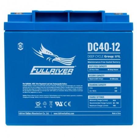 Batería Fullriver FULLRIVER DC40-12