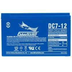 Batería Fullriver FULLRIVER DC7-12