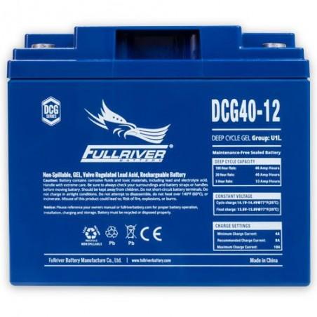 Batería Fullriver FULLRIVER DCG40-12