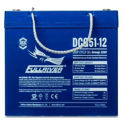 Batería Fullriver FULLRIVER DCG51-12