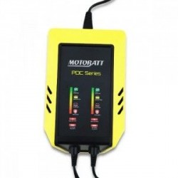 Cargador Motobatt MOTOBATT PDC2X2A MOTOBATT - 1